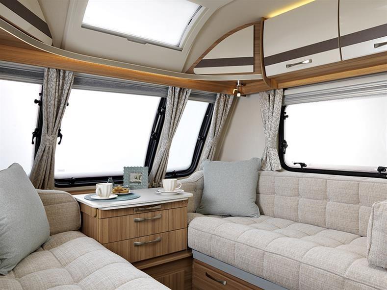 Lunar Clubman Sb 2018 For Sale Caravan Conversion Clubman