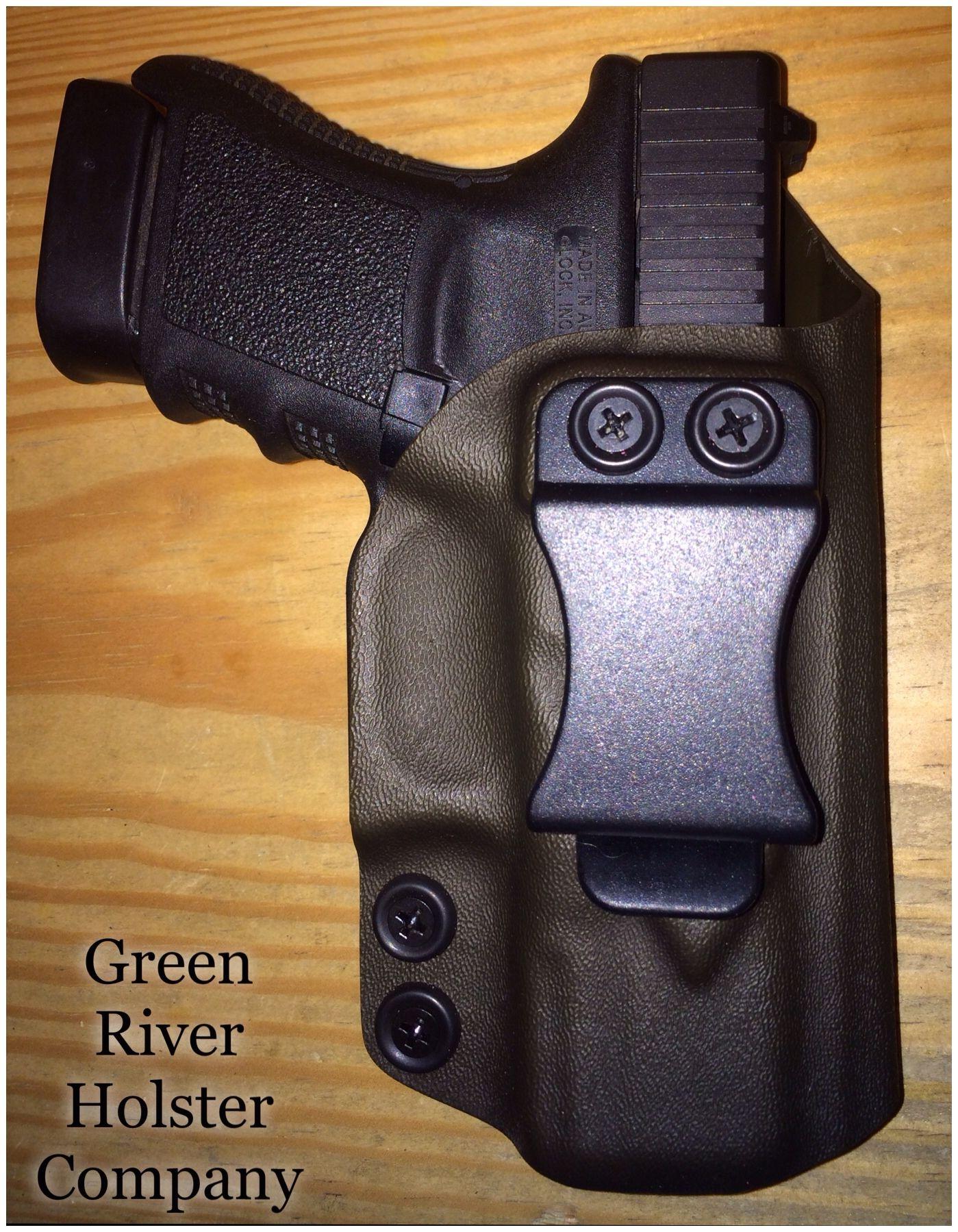 Kydex Holster, Glock 30S IWB, MAS Grey. GRholsters.com ...