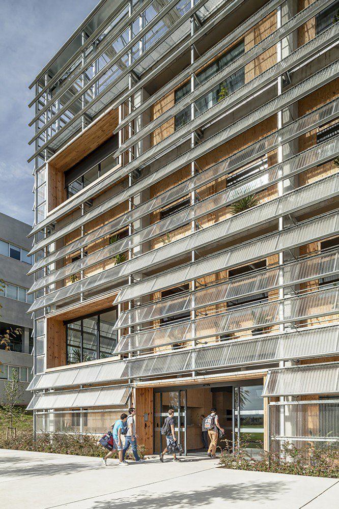 Gallery Of Research Center Icta Icp Uab H Arquitectes Dataae