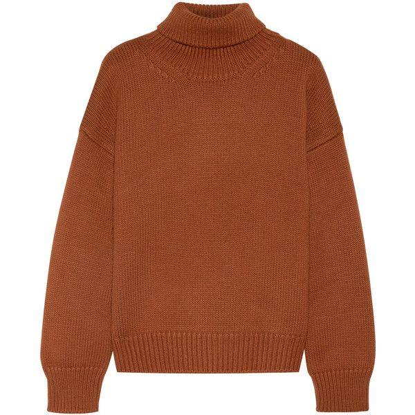 Mansur Gavriel Oversized merino wool turtleneck sweater (€415 ...