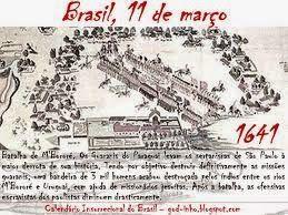A Tela da Reflexão: Fatos Históricos importantes do dia 11 de março