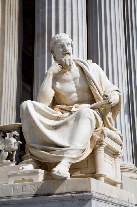 Herodotus – The Father of History | Ancient greece history, Greek history, History