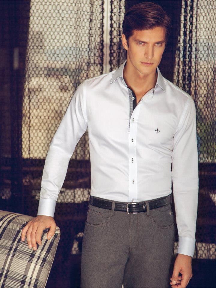Dudalina London 2013  dudalina  camisa  a695199b85da4