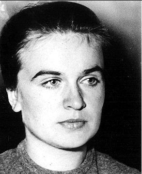 Marina Oswald...Wife of Lee Harvey Oswald, Poor woman...