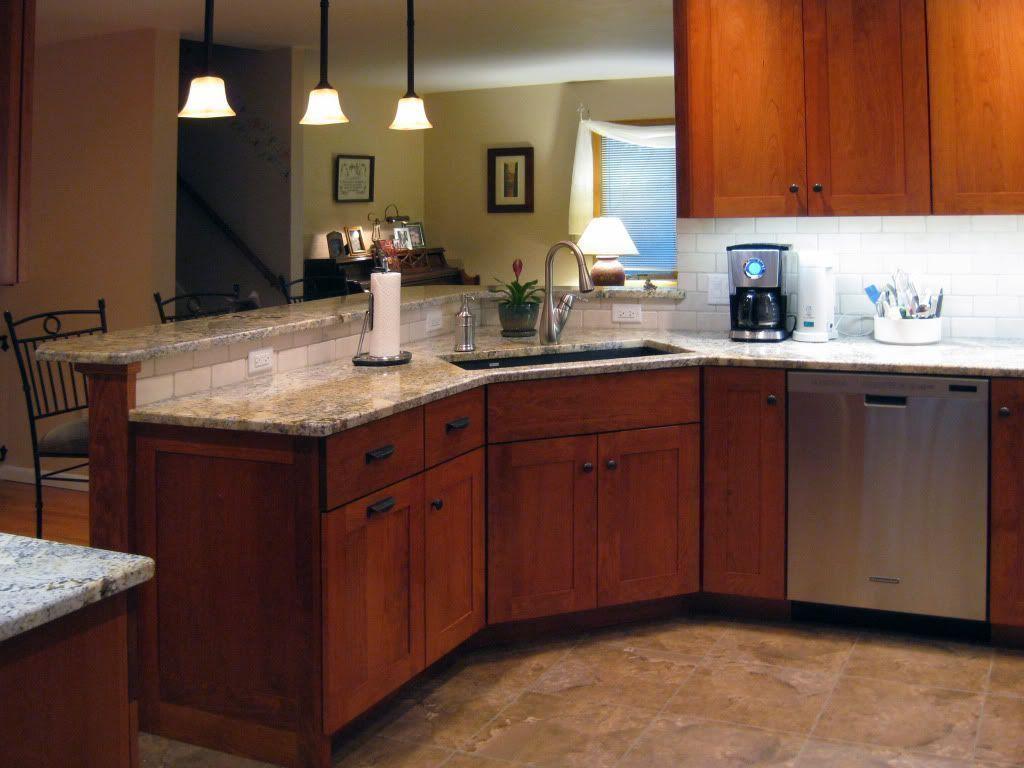 Midwest Living Corner Sink Kitchen Kitchen Corner Kitchen