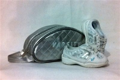 Varsity cheer shoes for American Girl