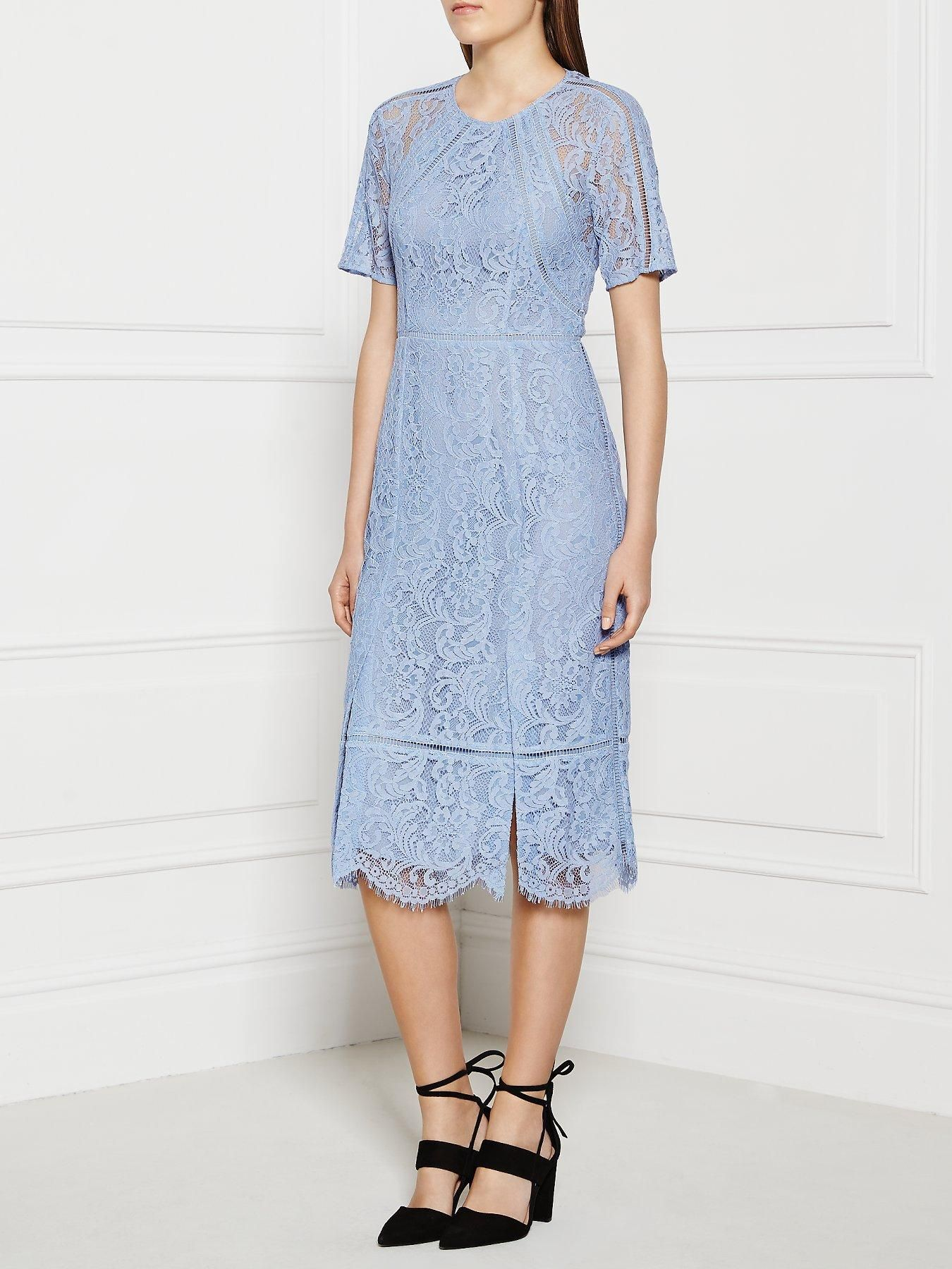 459268c955bd40 Exclusive   www.very.co.uk   Apparel etc   Dresses, Fashion, Blue lacy