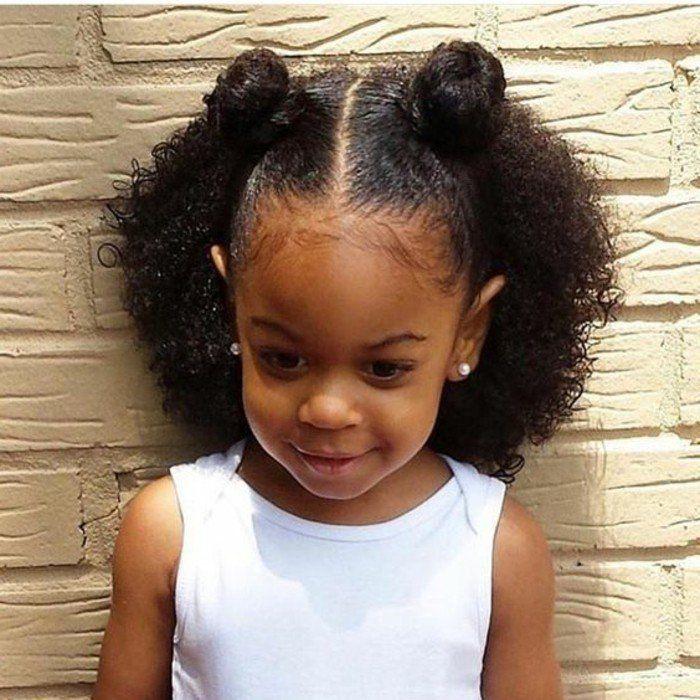 coiffure petite fille 90 id es pour votre petite. Black Bedroom Furniture Sets. Home Design Ideas