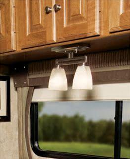 Charming RVupgrades Blog: Upgrading Your RV Interior Lights   RVupgrades.com