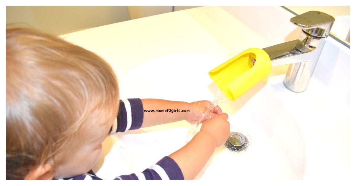 Wie Du Eine Wasserhahn Verlangerung Einfach Selber Machst Mom Of 2 Girls Wasserhahnverlangerung Wasserhahn Selber Machen