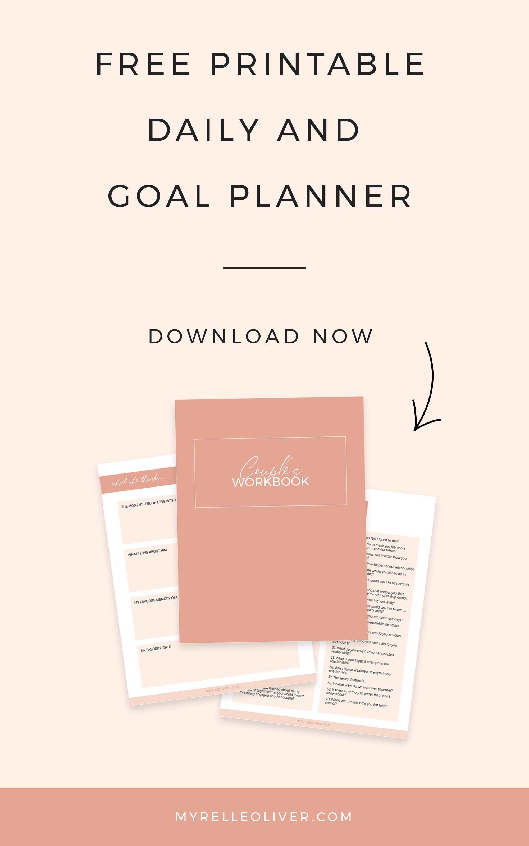 Start Slaying Your Goals With This Worksheet Accomplish