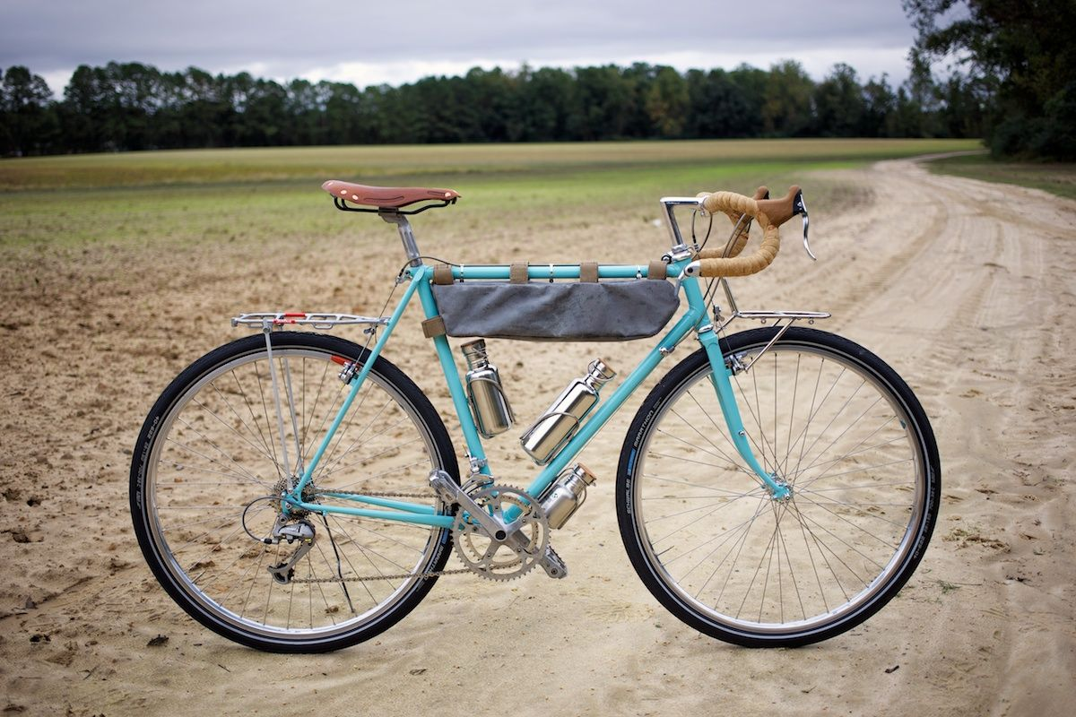 Vintage Touring Bike Restoration Bikepacking Com Bike Restoration Touring Bike Bicycle