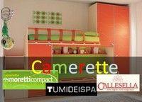 Callesella Camerette ~ Camerette moretti compact tumidei callesella arredamento a