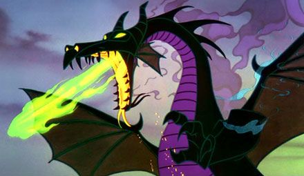 Maleficent Dragon 4 Pumpkin Ideas Disney Dragon