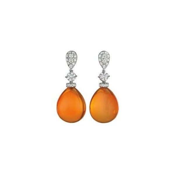 Excellent earrings by Margherita Burgener. ❤ liked on Polyvore featuring jewelry, earrings and earrings jewelry