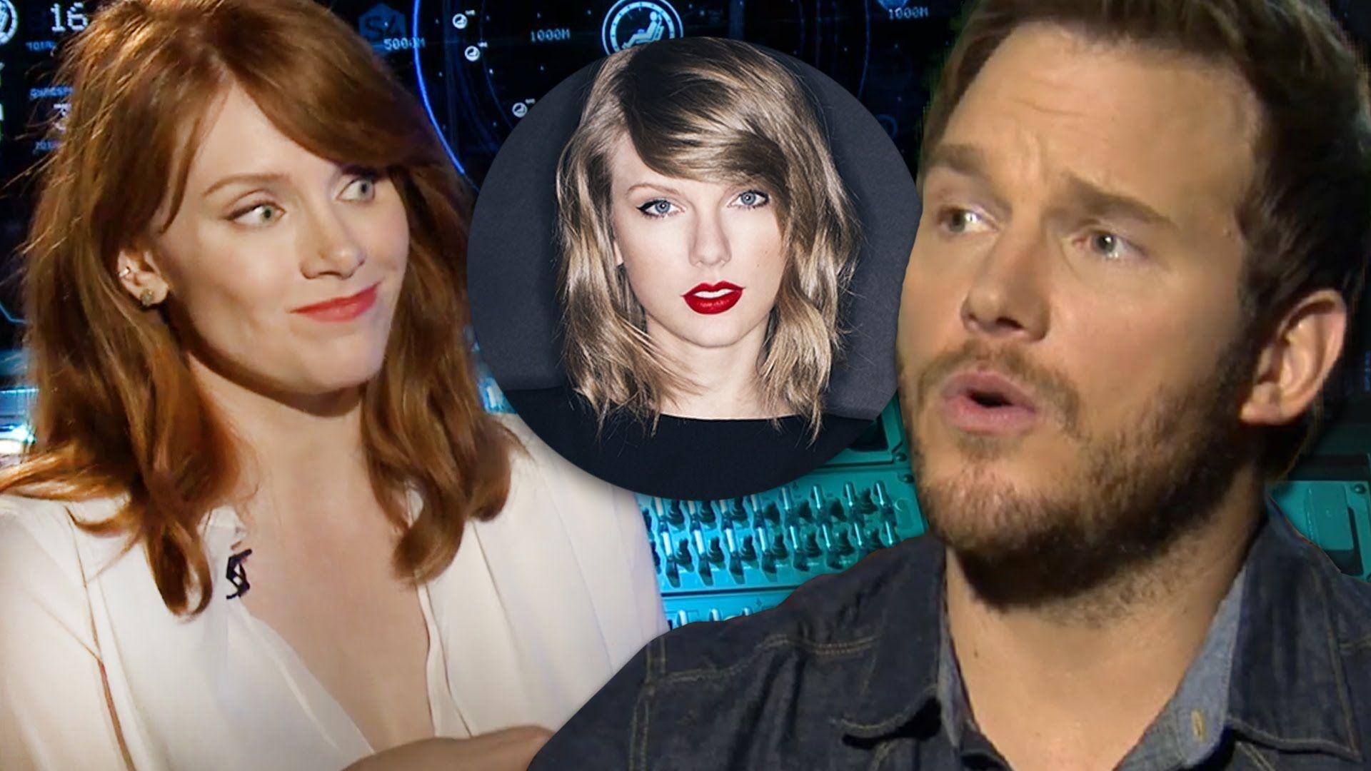 Chris Pratt Wants To Hunt Taylor Swift, Justin Bieber, & Llamas!?
