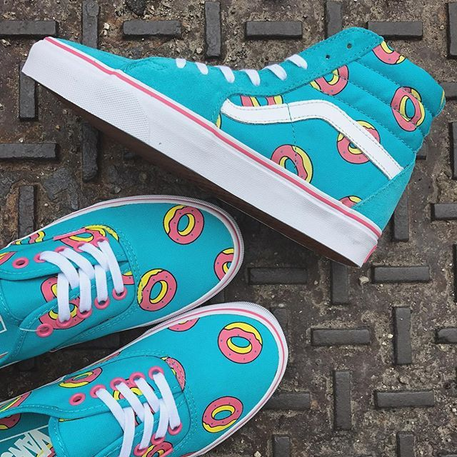8dd4297a5b7 Crazy Shoes · The highly anticipated Vans x Odd Future collection hits shop  shelves this Saturday.