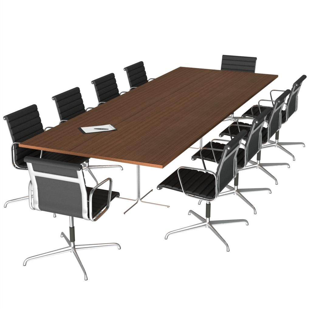 free 3d models conference table chairs 3d squirrel free 3d models conference tables. Black Bedroom Furniture Sets. Home Design Ideas