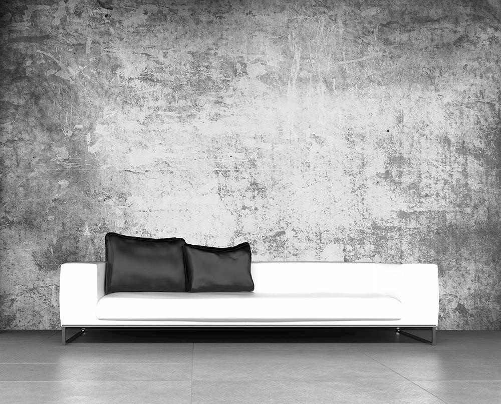 Contemporary Wallpaper Abstract Motif Concrete Look Hd 0011 Hd Walls Contemporary Wallpaper Contemporary Furniture Adams Furniture