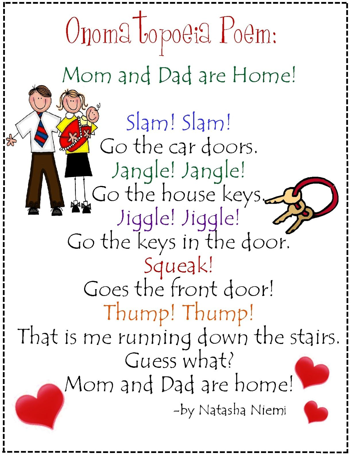 small resolution of Free Onomatopoeia Worksheets   Printable Worksheets and Activities for  Teachers