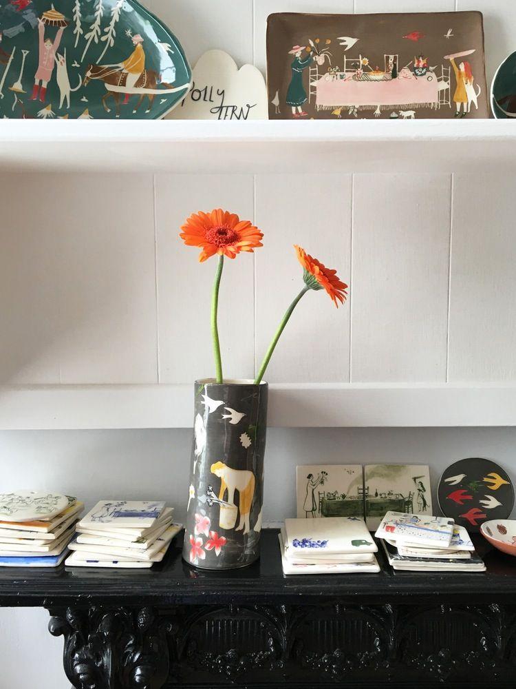 Image of SECONDS Garden vase