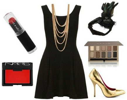 13 Black Dress Halloween Costume Ideas Girly Things Halloween