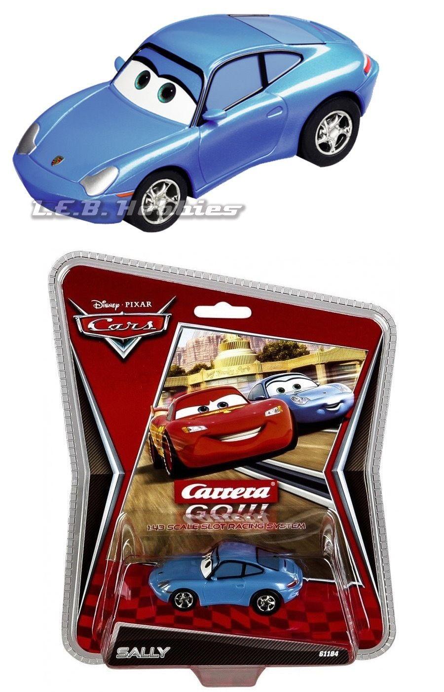 1970 Now 152936 Carrera Go Disney Pixar Cars Sally 1 43 Analog Slot Car 61184 Buy It Now Only 17 99 On Ebay Disney Pixar Cars Disney Cars Cars Movie