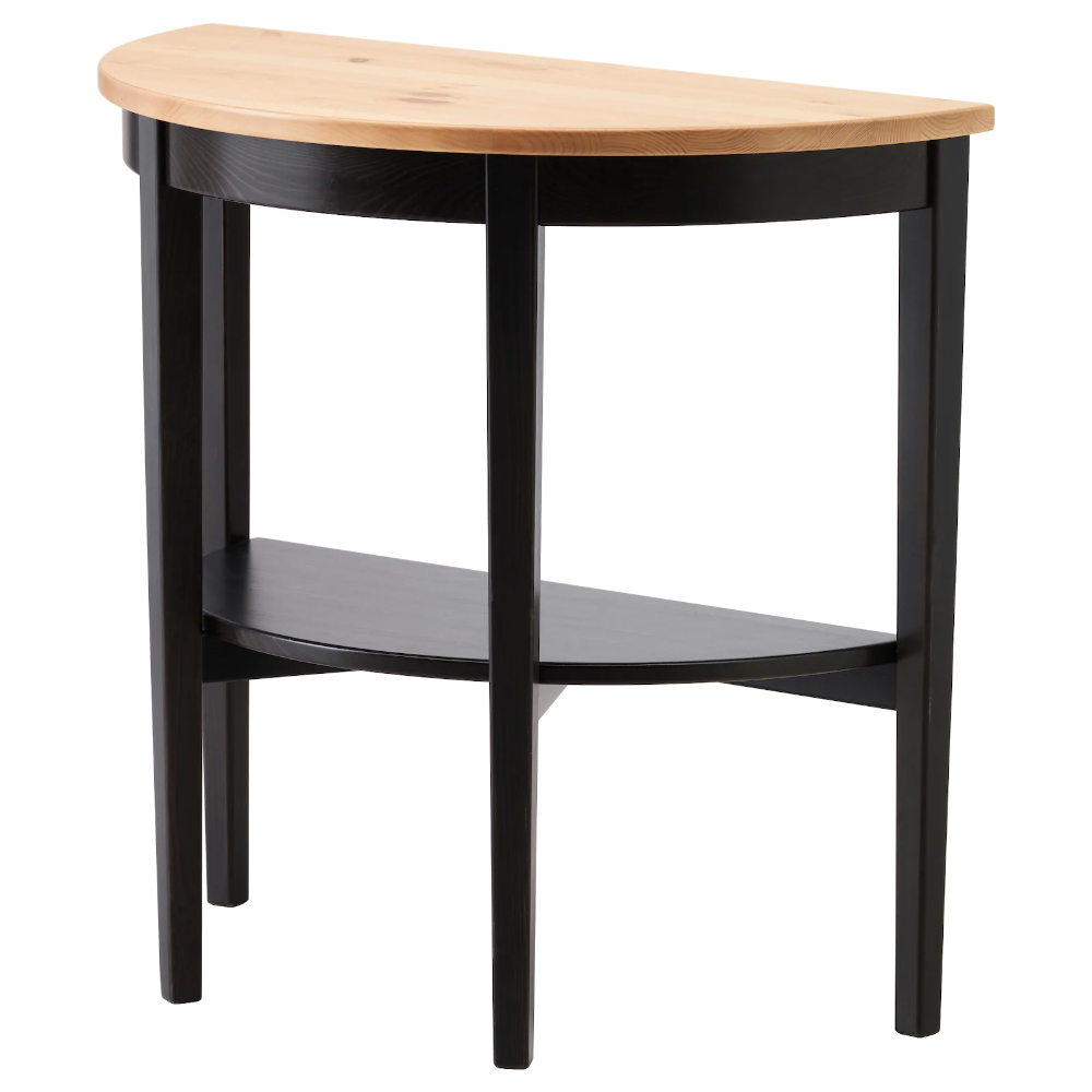 Arkelstorp Console Table Black 31 1 2x15 3 4x29 1 2 Ikea Window Table Ikea Console Table [ 1000 x 1000 Pixel ]