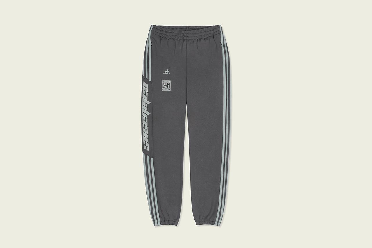 2d55614107f kanye west adidas originals calabasas track pants fashion 2018 october ink  Luna Wolves yeezy 700 Mauve grey gray blue navy teal green