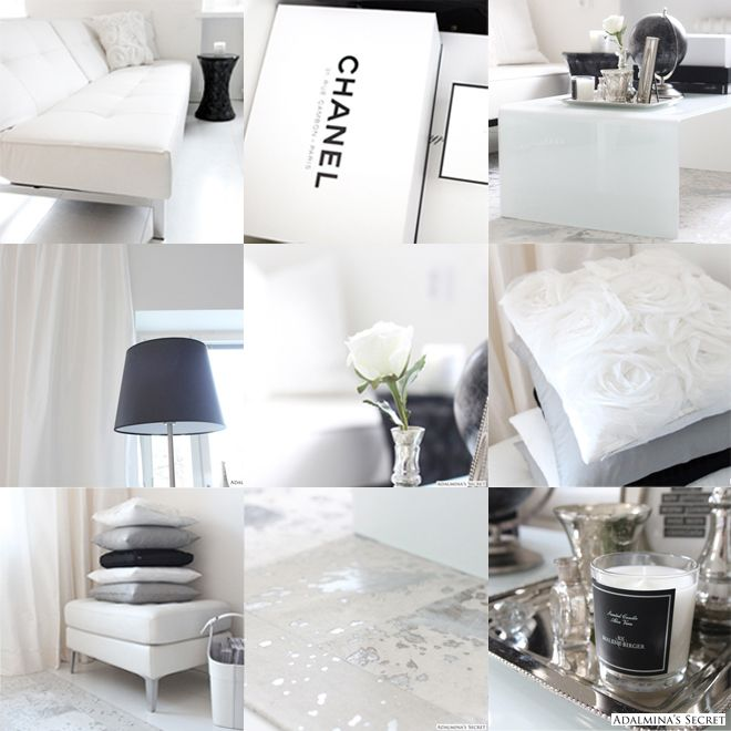Living Room - Adalmina's Secret
