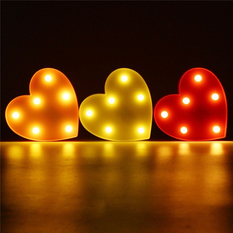 Newchic Home Decor Decorative Light Lamp Home Decor Led Night Light Night Light Led Decorative Lights