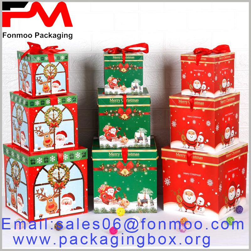 Different Christmas Gifts Christmas Gift Boxes In Different Sizes And Styles Christmas Gift Box Christmas Gift Packaging Gift Box Packaging