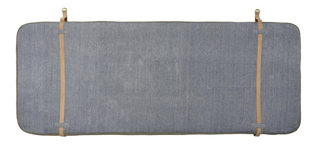Headboard In Beige Navy Blue Design By Oyoy For The Home