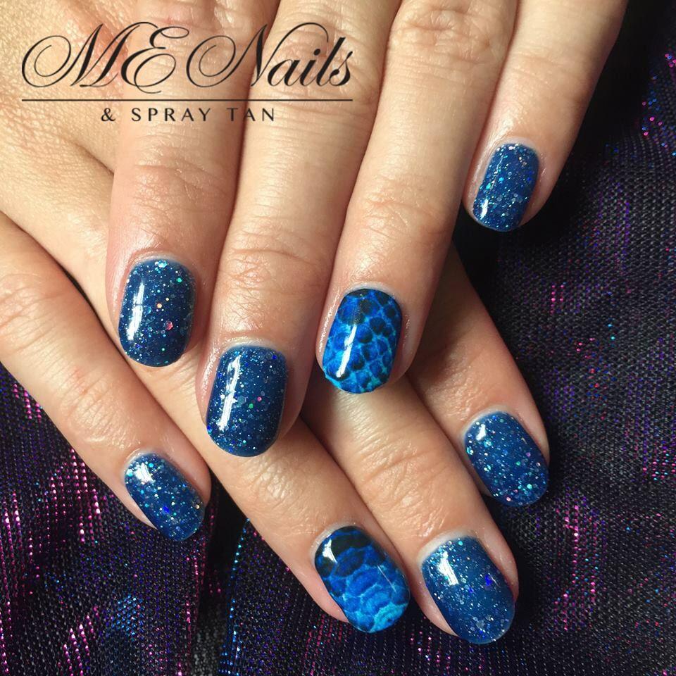 Natuurlijke nagels met gellak en snake print #menails - Shellac ...