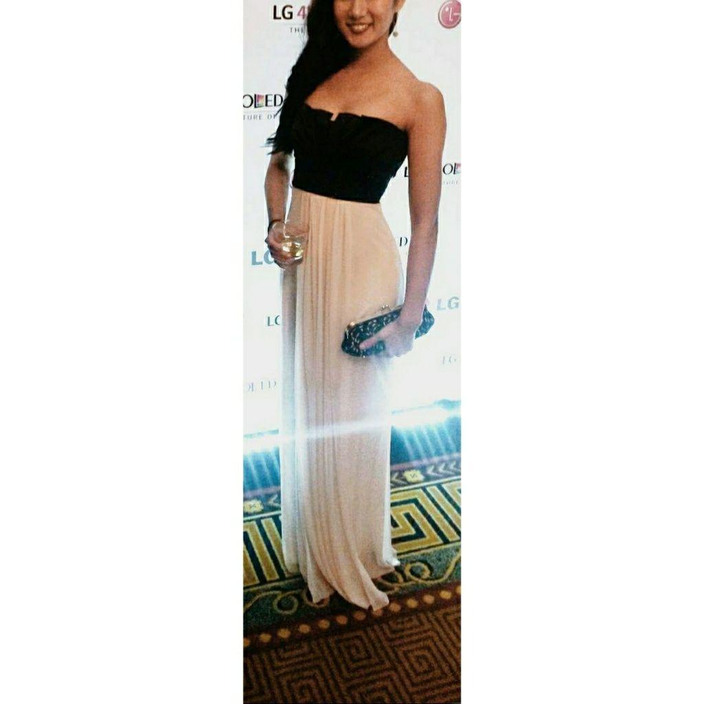 Gala white u black sequin prom dress gown sequin prom dresses