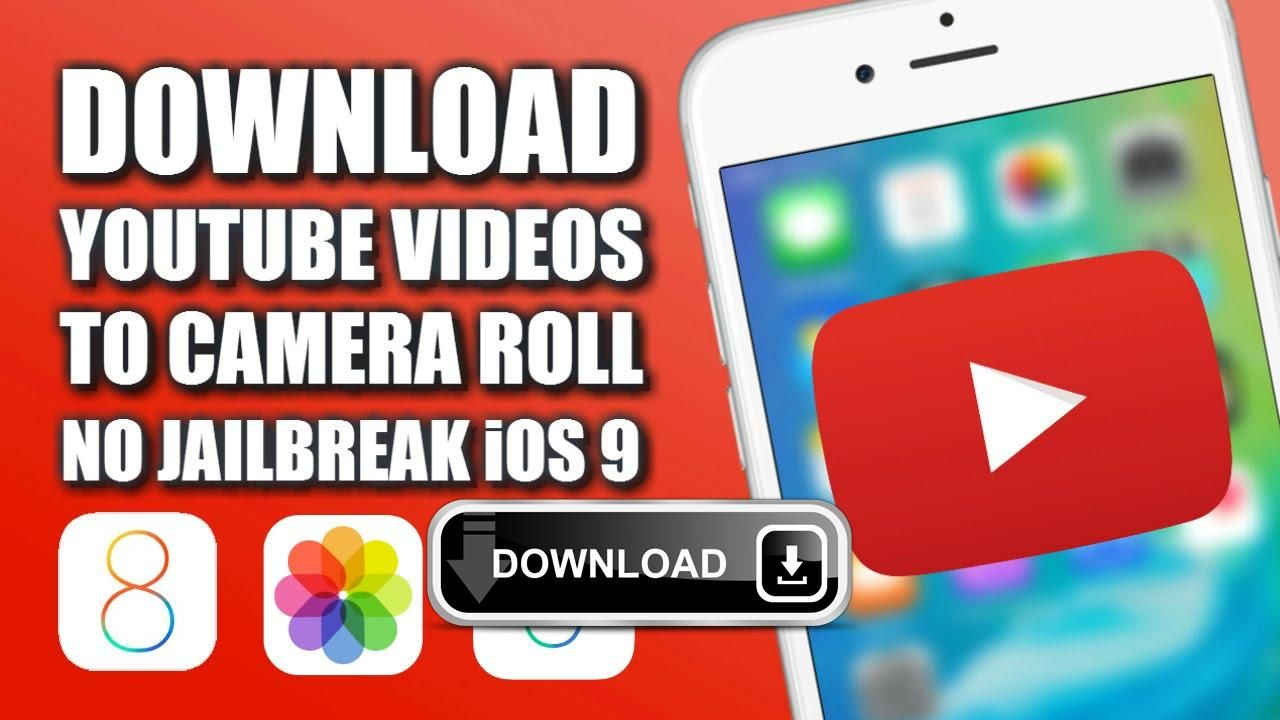 Download how to download and save videos to camera roll no