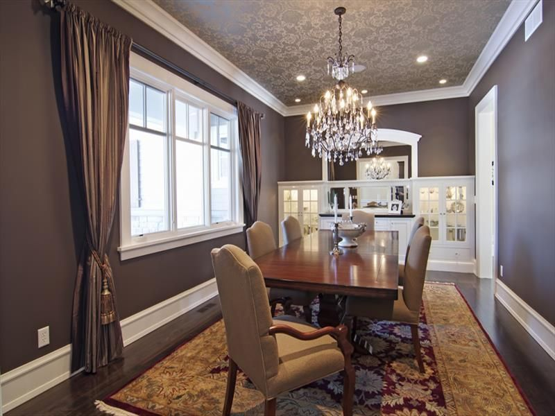 Best Love The Textured Wallpaper Ceiling Home Formal Living 640 x 480
