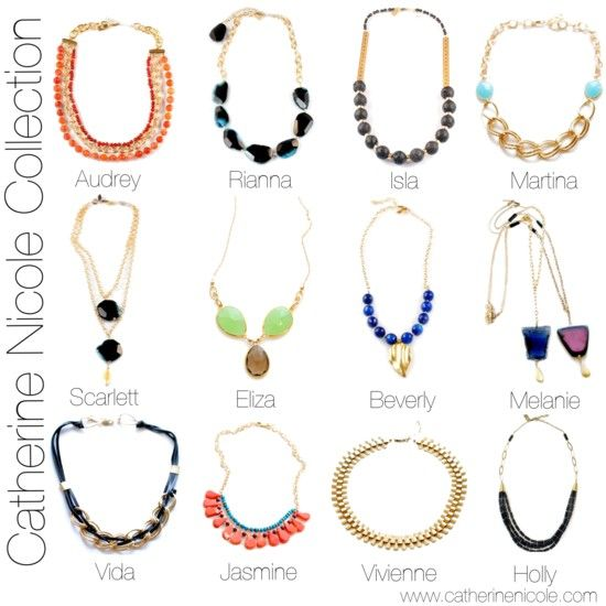 Statement Necklaces for any occasion