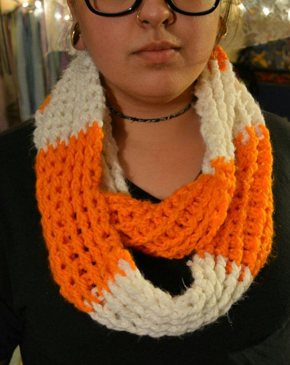Check out this item in my Etsy shop https://www.etsy.com/listing/253378794/orange-and-white-striped-tennessee-vols