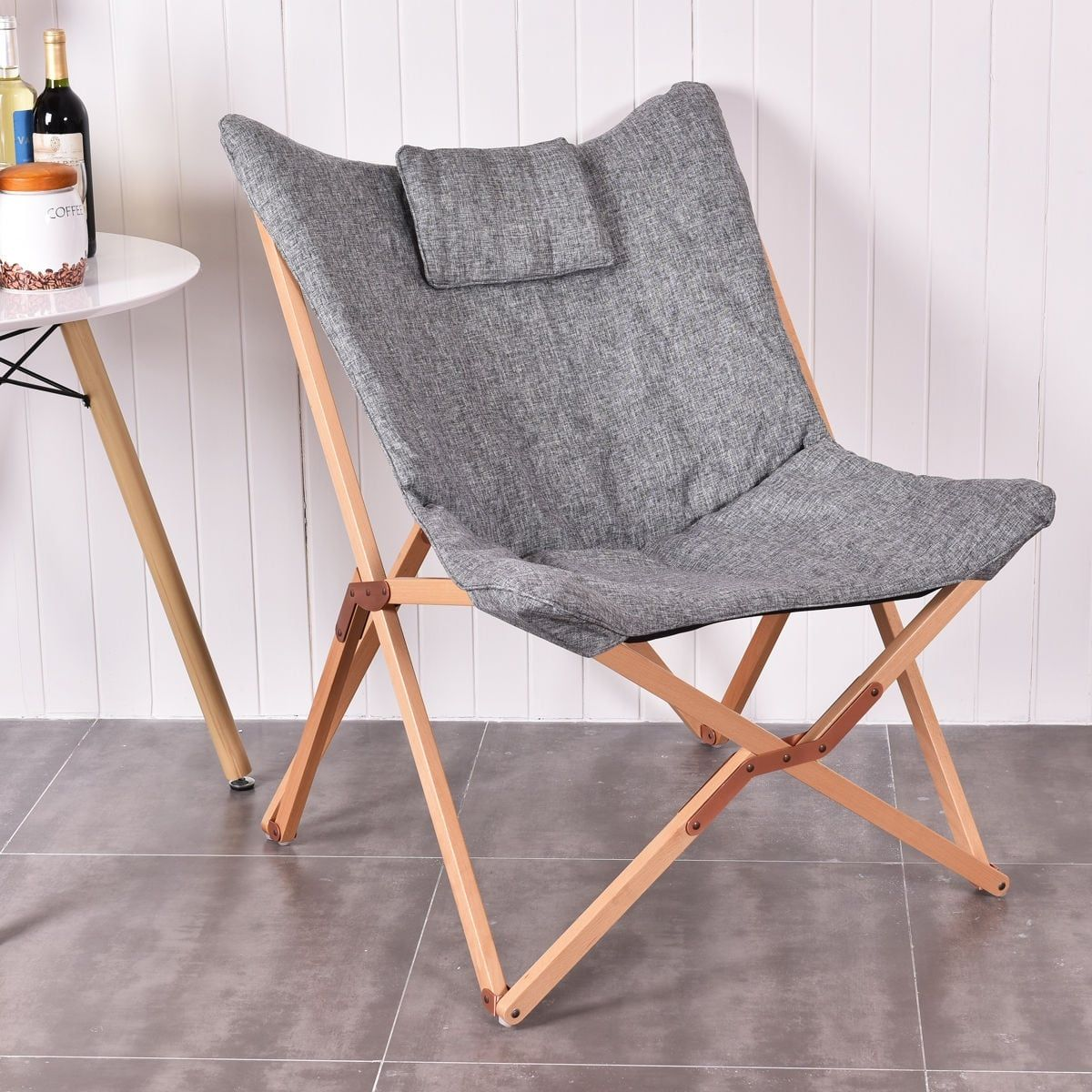 Foldable Living Room Chair