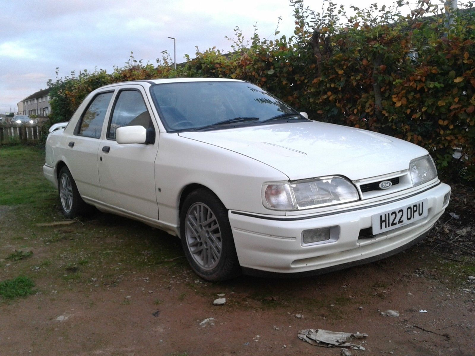 Looking For A Ford Sierra Sapphire 2 0 Dohc Cosworth Replica