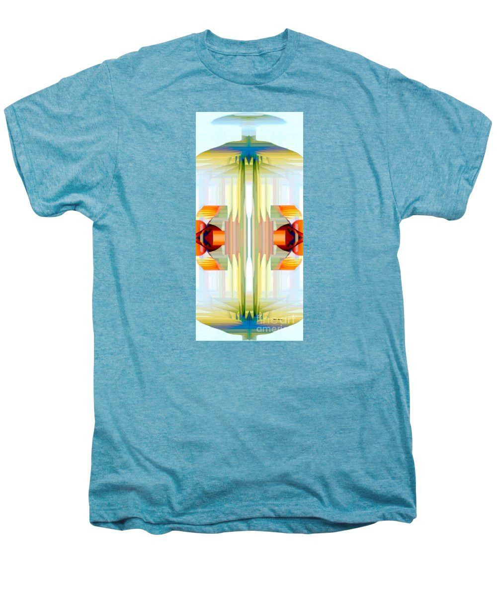 Men's Premium T-Shirt - Spin Abstract
