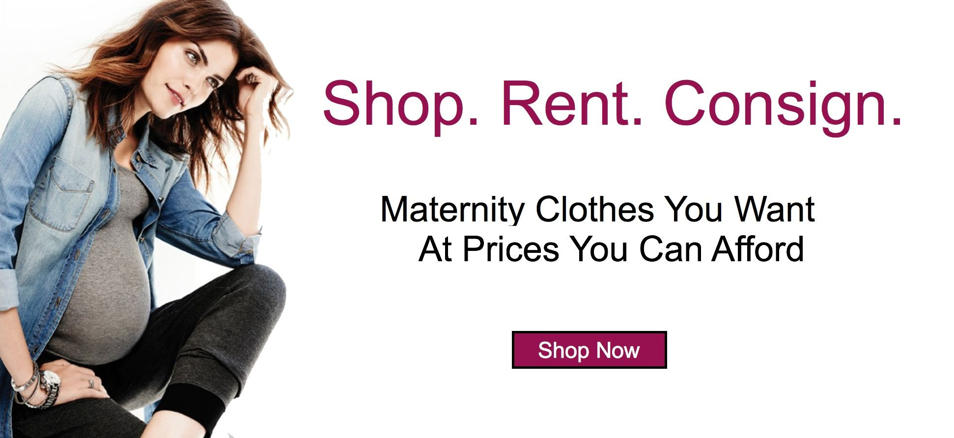 Motherhood Closet - Maternity Consignment | Used, Like New ...