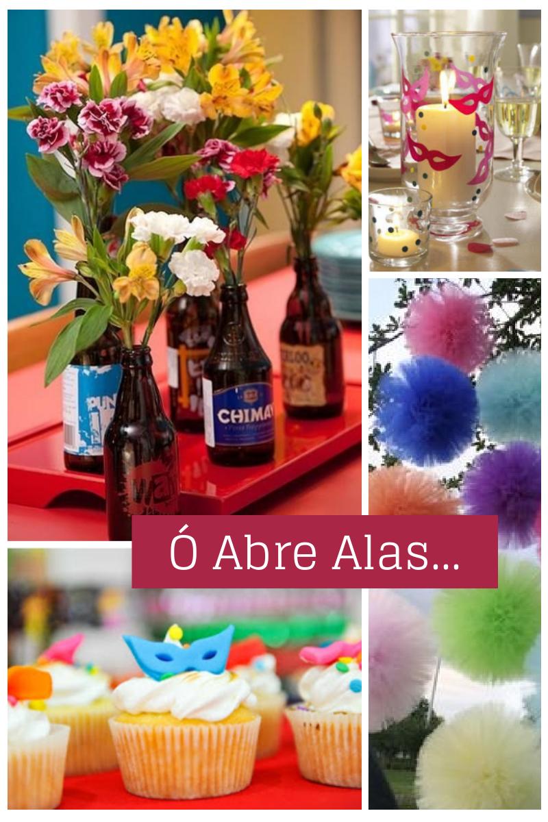 Ideias e inspirações para o carnaval. www.cativapresentes.com.br