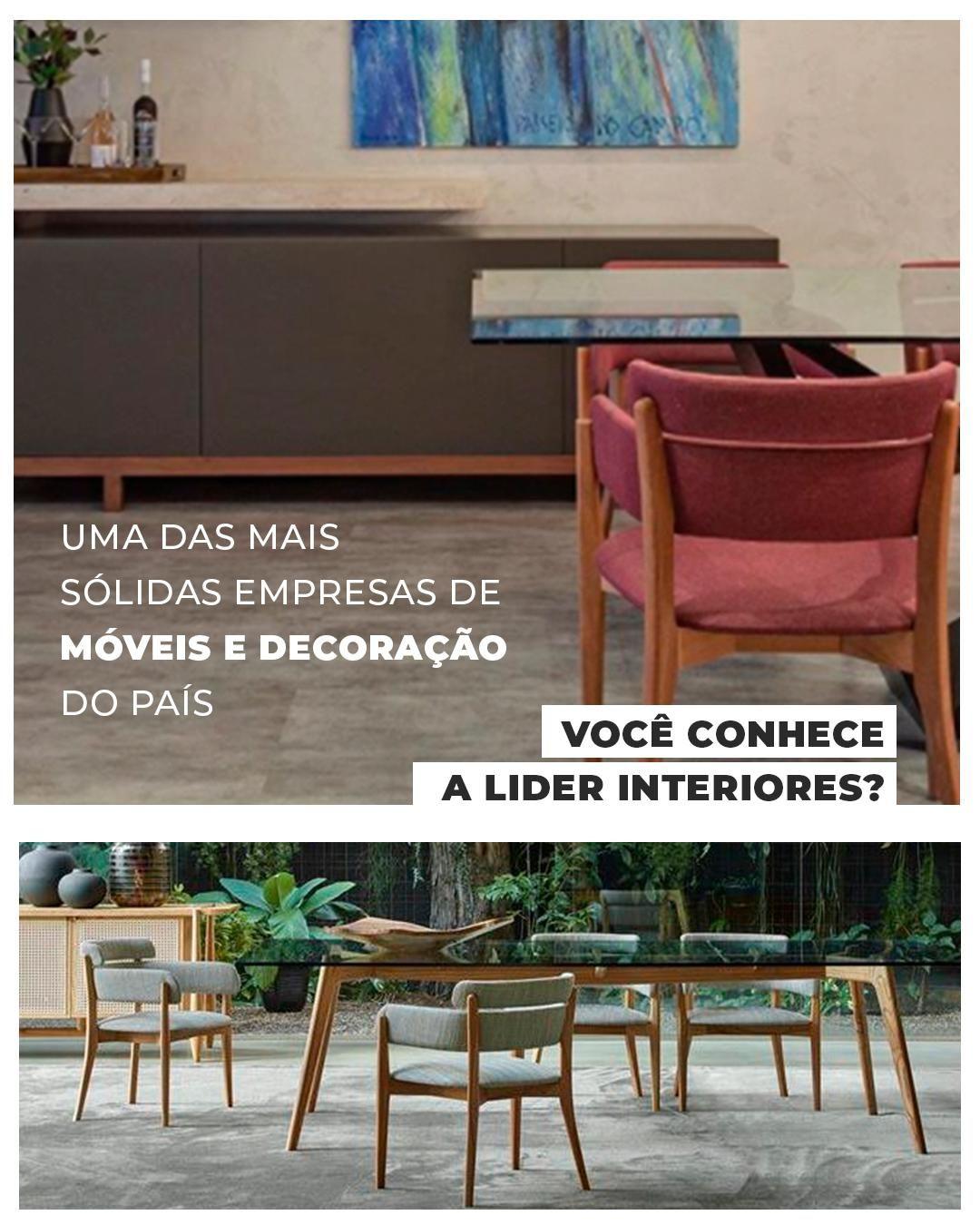 Você conhece a Lider Interiores? Entre em contato para conhecer o showroom com curadoria exclusiva Occa Moderna: ✉ loja@occamoderna.com.br 📱 (51) 98594-4458 #OccaModerna #Decoração #DecoracaoCriativa #Arquitetura #PortoAlegre #HomeDesign #Decor #Ambientes #DecoracaoDeInteriores #LiderInteriores #Curadoria #Lider #MoveisExclusivos