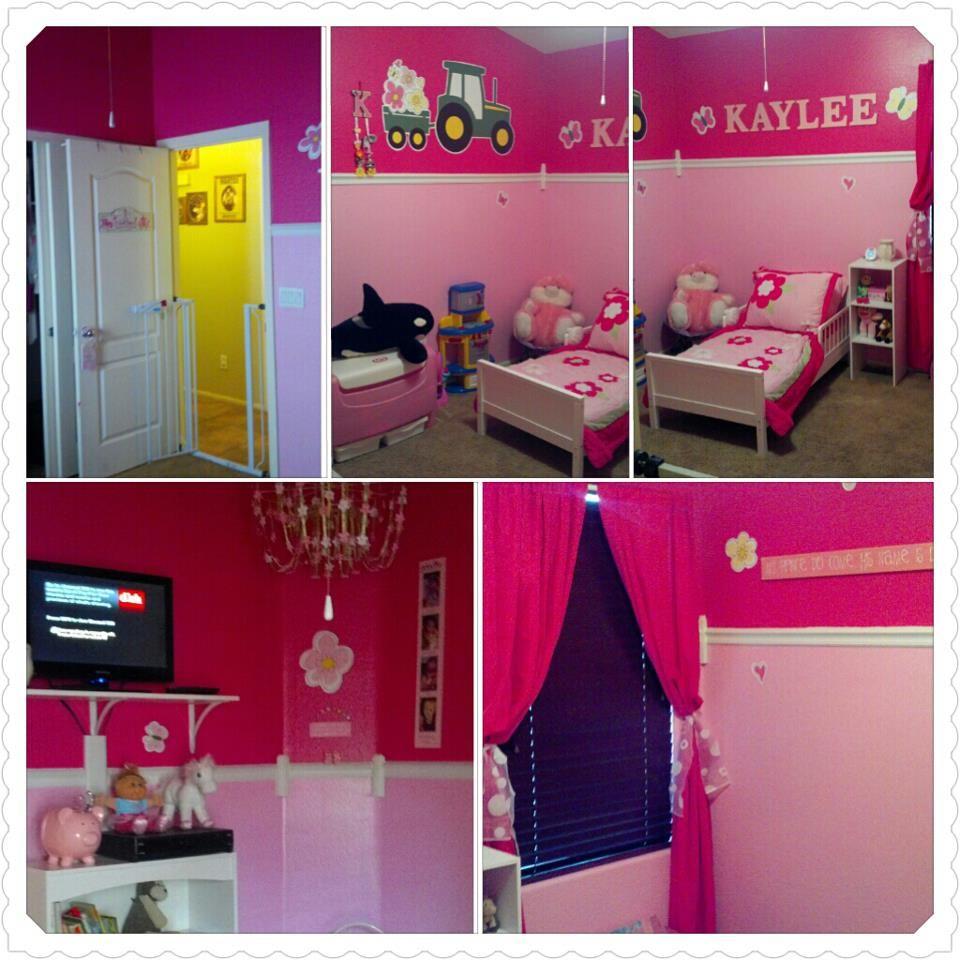 John Deere Girls Room House Pinterest Allée - John deere idees de decoration de chambre