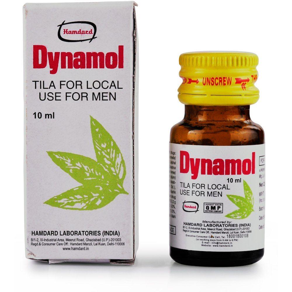 Buy Hamdard Dynamol Oil Tila Online In India Herbalism Oils For