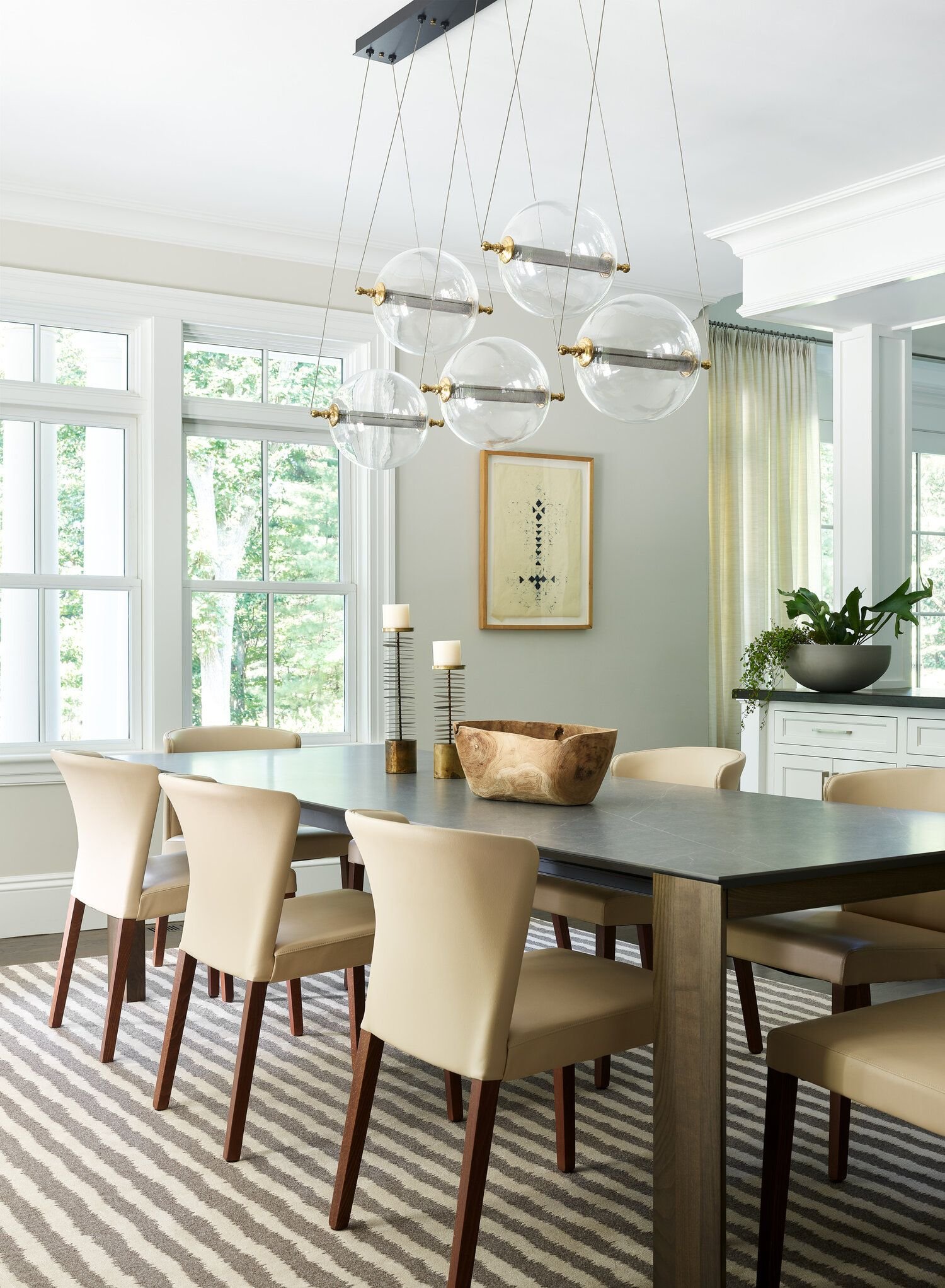 Dining Room | Modern | Chandelier #diningroom #diningroomdecor #diningroomdesign #diningroomideas #interiordesign #interiordesigntips #homedecor #homedecorideas