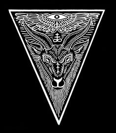Shaytan the one eyed, the scapegoat, the snake on the cross.