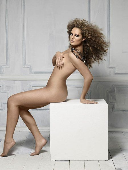 Your america s next top models nude
